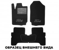 Beltex Premium коврики текстильные Ford Connect 2013- 5 мест