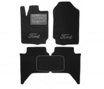 Beltex Premium коврики текстильные Ford Ranger 2011- Double Cab