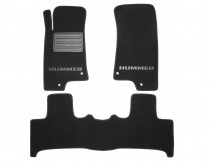 Beltex Premium коврики текстильные Hummer H3