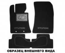 Beltex Premium коврики текстильные Hyundai Accent 2006-2010