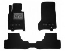 Beltex Premium коврики текстильные Infiniti QX56/QX80 7 мест