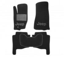 Beltex Premium коврики текстильные Jeep Compass