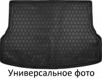 Полиуретановый коврик багажника Kia Niro 2017- Avto Gumm