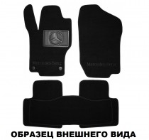 Beltex Premium коврики текстильные Mercedes-Benz C-Class W203