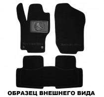 Beltex Premium коврики текстильные Mercedes-Benz CLA-Class C117