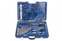 Набор инструмента комбинированный 139 единиц Chrome Vanadium СТАНДАРТ