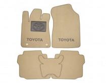Beltex Premium коврики текстильные Toyota Sequoia 2008- 5 мест