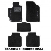 Beltex Premium коврики текстильные Toyota Yaris 2006-2011