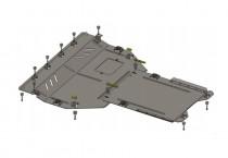 Кольчуга Защита двигателя Mazda 2 2014-