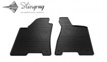 Коврики резиновые Audi 80 (B4) 1991-1996 передние Stingray