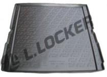 Коврик в багажник BMW X5 (E70) 2006-2013 полиуретановый L.Locker