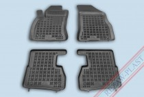 Коврики резиновые Fiat Doblo II 2010- Rezaw-Plast