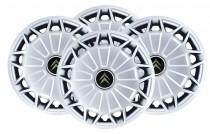 Колпаки R16 (модель 419) Citroen  SKS с логотипом