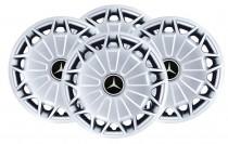 Колпаки R16 (модель 419) Mercedes  SKS с логотипом