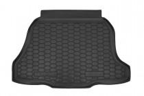 Полиуретановый коврик багажника Chery Tiggo 2 Avto Gumm