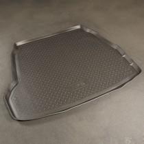 Коврик в багажник Hyundai Sonata NF 2005-2010 резино-пластиковый Nor-Plast