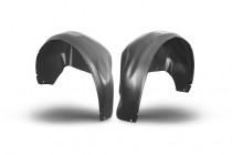Mega Locker Защита колесных арок Chevrolet Spark/Ravon R2 передние