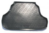 L.Locker Коврик в багажник ZAZ Forza/Chery Bonus A13 sedan полимерный