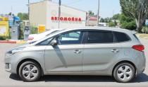 Auto Clover Дефлекторы окон Kia Carens 2012-