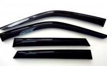 Ветровики Audi A5 5dr Sportback Cobra Tuning