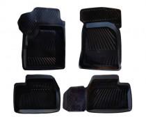 БРТ Глубокие резиновые коврики Lada Priora/2110/2111/2112