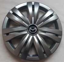 Колпаки R16 (модель 427) Mazda  SKS с логотипом