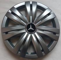 Колпаки R16 (модель 427) Mercedes  SKS с логотипом