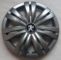 Колпаки R16 (модель 427) Peugeot   SKS с логотипом