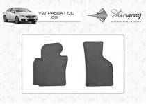 Stingray Коврики резиновые VW Passat СС  передние