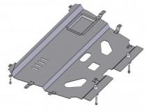 Кольчуга Защита двигателя Citroen С4 2010-