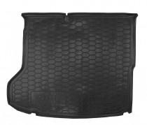 Полиуретановый коврик багажника Hyundai IONIQ hybrid 2016- MID Avto Gumm