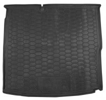 Полиуретановый коврик багажника Hyundai IONIQ hybrid 2016- TOP Avto Gumm
