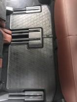 Stingray Коврики резиновые Mazda CX-9 2016-  3 ряда сидений