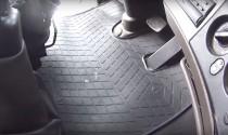 Stingray Коврики резиновые Renault Magnum 2001-2013