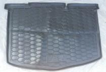 Avto Gumm Полиуретановый коврик багажника Toyota Yaris 2014- нижняя полка
