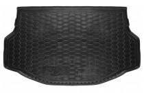 Полиуретановый коврик багажника Toyota RAV4 2013- HYBRID Avto Gumm