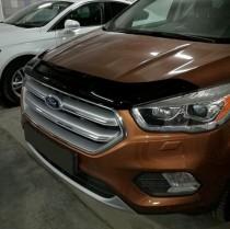 Дефлектор капота Ford Kuga 2016- Sim