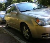 Kia Cerato I Hb 5d 2004-2007