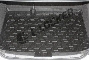 Коврик в багажник Chevrolet Aveo sedan 2012-