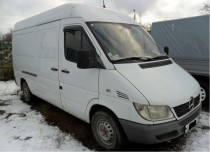 Mercedes Benz Sprinter (W901-905)