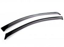 Ветровики Peugeot Boxer/Citroen Jumper 2007-2014 Cobra Tuning