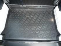 Коврик в багажник Citroen Berlingo/Peugeot Partner пасс.2008- полимерный L.Locker