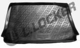 Коврик в багажник Citroen Berlingo/Peugeot Partner пасс.1996-2008 полимерный L.Locker