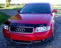 Дефлектор капота Audi A4 (8E,B6)  2001-2005 Vip Tuning