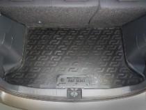 Коврик в багажник Fiat Sedici полимерный L.Locker