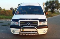 Дефлектор капота Citroen Jumpy 2004–2007 Vip Tuning