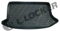 Коврик в багажник Ford Fiesta 2002-2008 полимерный L.Locker