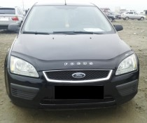 Дефлектор капота Ford Focus 2004-2008 Vip Tuning
