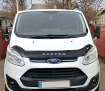 Дефлектор капота Ford Custom 2012- Vip Tuning