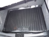 Коврик в багажник Ford Focus 1998-2004 hatchback полимерный L.Locker